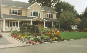 Jericho landscape design and Syosset landscape design