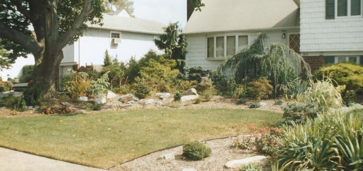 Farmingdale landscape design and Bethpage landscape design