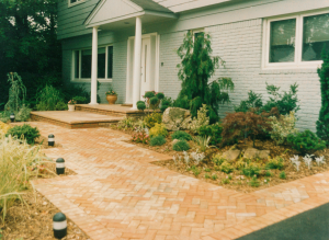 Huntington landscape design and Commacl landscape designer
